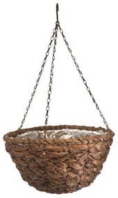 """14"""" Wtr Hyacinth Basket"""