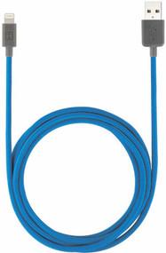 5' Blu Nyl Light Cable