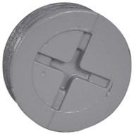 Me 3pk Gry 1/2clos Plug