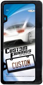 Blk License Plate Frame