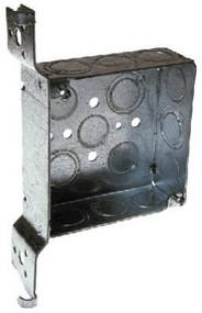 4x1-1/2d Fh Sq Box