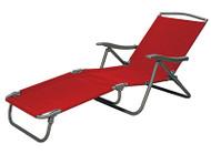 Sienna Red Fold Lounge