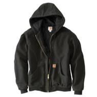 2xl Reg Blk Qfl Jacket