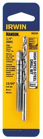 """1/4""""x20nc Tap/drill Set"""