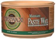 Lb Mahoganywd Paste Wax