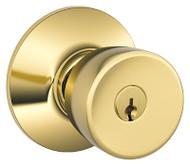 Pb Bell Entry Lockset