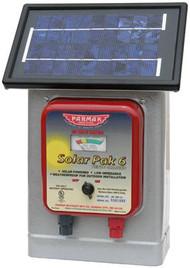 6v Solar Elec Fencer