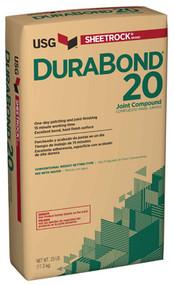 25lb Bag Durabond 20