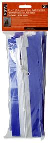 2pk 3x7 Qsr Zipper