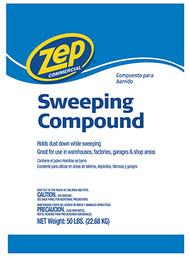 50lb Zep Sweep Compound