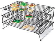 Pr 3pc Cookie Rack Set