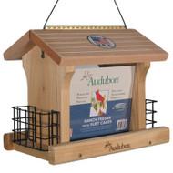"12"" Cedar Bird Feeder"