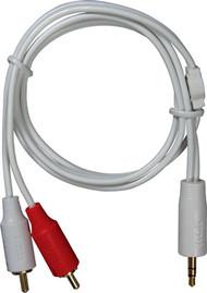 3.5mm Y To Rca Plug