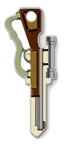 Sc1 Rifle Key Blank