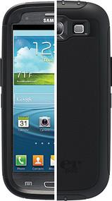 Def Blk Galaxy S3 Case