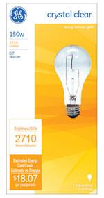 Ge150w Clr Std Lgt Bulb
