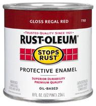 1/2pt Regal Red Enamel
