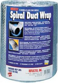 12x25 Insulation Wrap