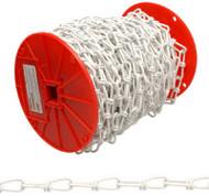 125' 2/0 Wht Dbl Chain