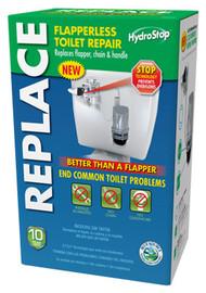 Flapperless Toil Repair
