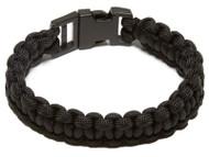 Lg Blk Surviv Bracelet