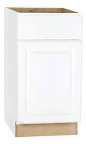 """18"""" Wht Base Cabinet"""