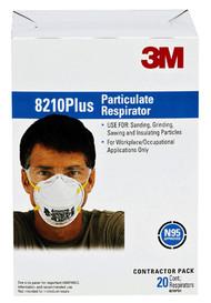 20pk Filter Respirator