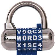 Password Plus Comb Lock