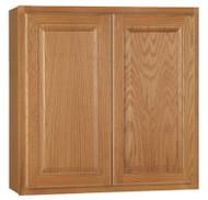 30x30 Oak Wall Cabinet