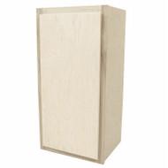 15x30 Birc Wall Cabinet