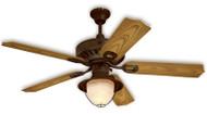 """Lafay 52"""" Oak Ceil Fan"""