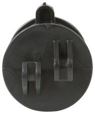 25pk Blk Scr Insulator