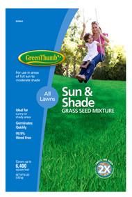 Gt 8lb Sun/shade Seed