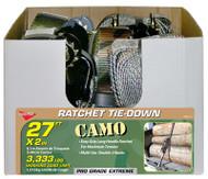 2x27camo Ratch Tie Down