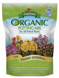 16qt Organic Pot Mix