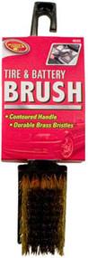 Sm Brs Tire Brush