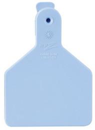 25pk 1pc Blu Calf Z Tag
