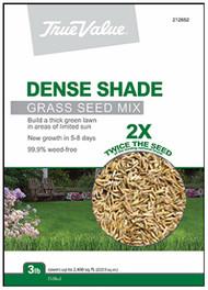 Tv 3lb Shade Grass Seed