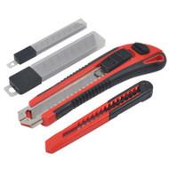 4pc Util Knife/blades