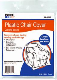 2pk Plas Chair Covers