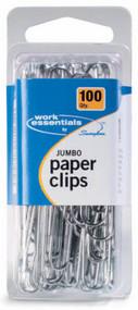 100ct Jumbo Paper Clip