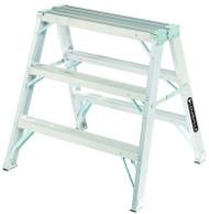 3' Alu Sawhorse Ladder