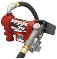 12v 20gpm Fillrite Pump