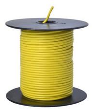 100' Yel 18ga Prim Wire