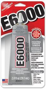 2oz E-6000 Adhesive