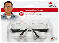 Blk/clr Safe Glasses