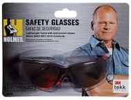 Drk/blk Safety Glasses