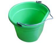 Mr 8qt Grn Flt Bucket