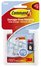 Command 6pk Clr Hook