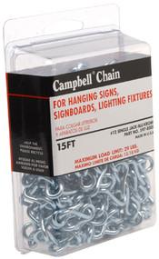 #12 Stl Sgl Jack Chain